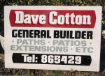 Dave Cotton General Builder