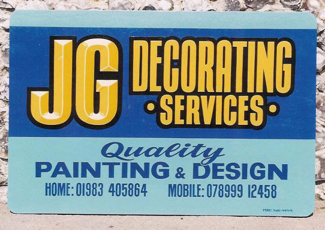 creative lettering and design - Perry Signs