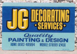 JG Decorating Services