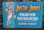 Justin Jones Painter and Decorator
