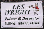 Les Wright Painter and Decorator