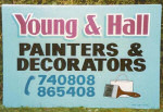 Young and Hall Painters and Decorators